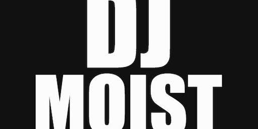DJ MOIST @ RBAR KTOWN
