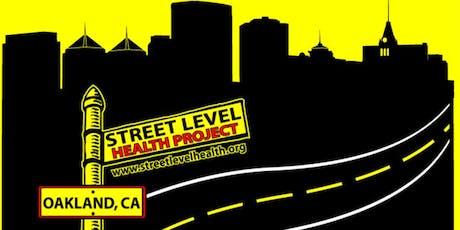 Street Level Volunteer Appreciation tickets