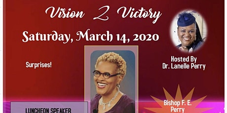 Vision 2 Victory Conference tickets