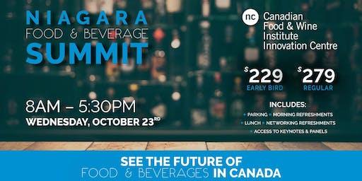 Niagara Food & Beverage Summit
