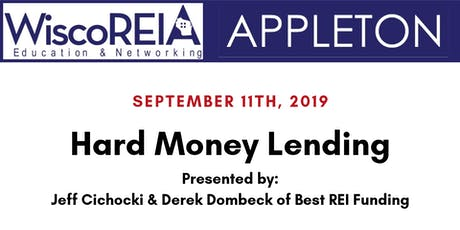WiscoREIA's Appleton Meeting - September 2019! tickets