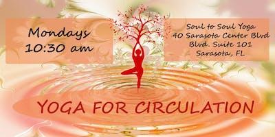 Yoga For Circulation