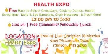 Family Life Health Expo