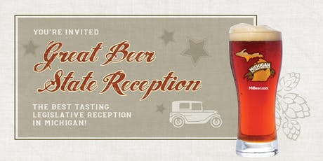 2019 Great Beer State Legislative Reception tickets