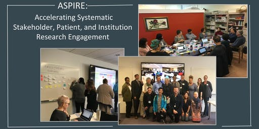 With, By, and For the People: The UCSF ASPIRE Symposium