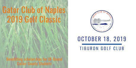 Gator Club of Naples 2019 Golf Classic tickets