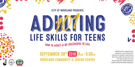Adulting 101: Life Skills for Teens tickets
