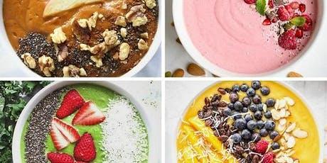 Smoothie Bowl Social tickets
