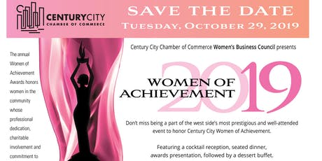 2019 Women of Achievement tickets