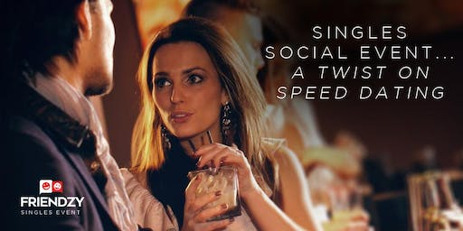 Singles Event In Washington, DC - A Twist On Speed Dating - Ages 25 to 39