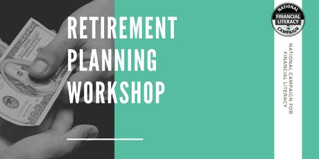 Retirement Planning Workshop tickets