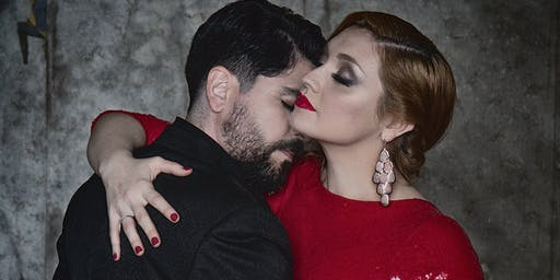 Ariadna Naveira & Fernando Sanchez in NYC