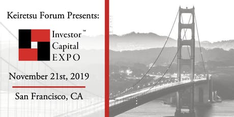 Keiretsu Forum Investor Capital Expo tickets