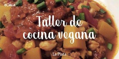 Taller de Cocina Vegana en La Plata - agosto 2019