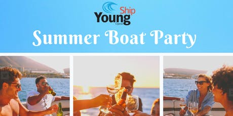 Summer Boat Party tickets