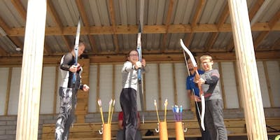 Juniors (and Parents) Archery Sessions Autumn Term 1 2019