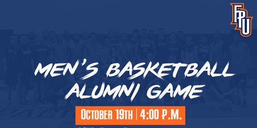 Fresno Pacific Men's Basketball Alumni Game
