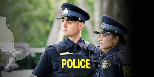 OPP Constable INFO Session (Wellington - Fergus) September 24, 2019