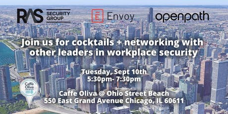Beachfront Happy Hour presented by: RAS Security Group, Envoy & OpenPath tickets