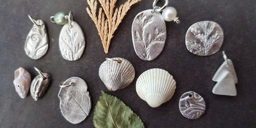 Get Creative with Silver Clay ~ October