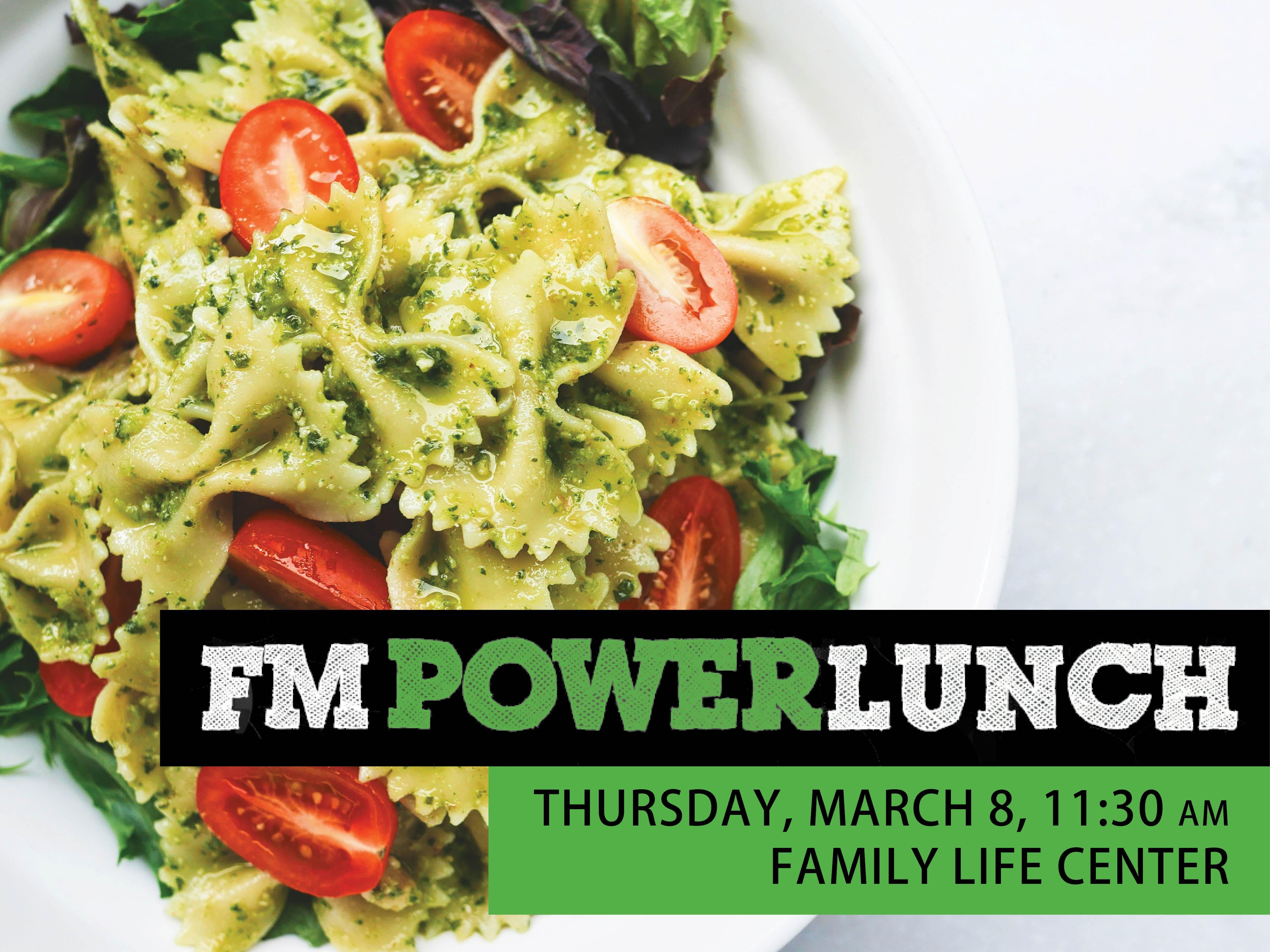 FM Power Lunch 2019-2020