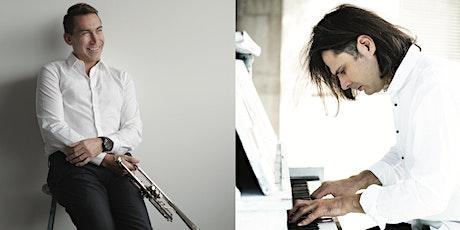 Paul Merkelo (trumpet) & Serhiy Salov (piano) - MTA Performing Arts tickets