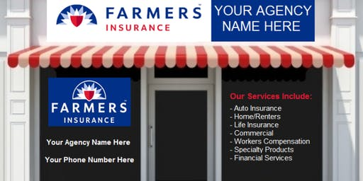 Farmers Agency Ownership Opportunity
