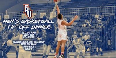 Men's Basketball Tip Off Dinner