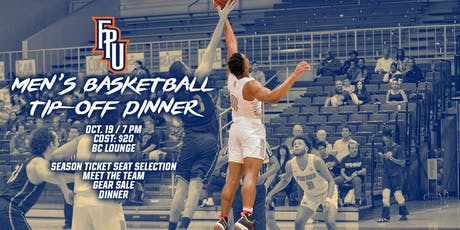 Men's Basketball Tip Off Dinner tickets