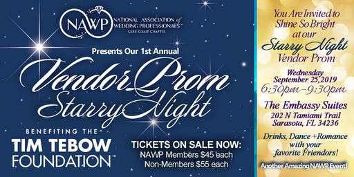 Starry Night Vendor Prom!