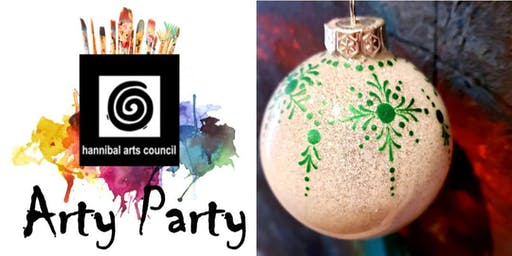 ARTY PARTY: Whimsical Ornaments