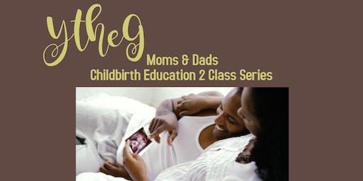Childbirth Education 2 Class Series