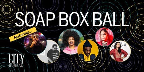 SOAP BOX BALL 2019 tickets