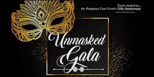"PCC's 35th Anniversary Gala ""UNMASKED"""