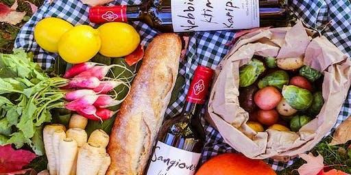 Vegetarian Food and Wine Pairing, with Christie Pollard