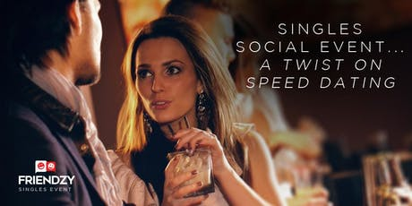 Singles Event In Dallas, Texas - A Twist On Speed Dating - Ages 25 to 39 tickets