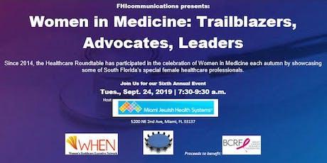 Women in Medicine 2019 tickets