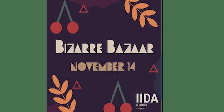 2019 Bizarre Bazaar tickets