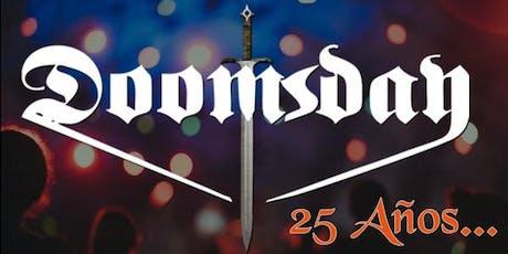 Doomsday: 25 años entradas