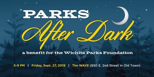 Parks After Dark, a Benefit for the Wichita Parks Foundation