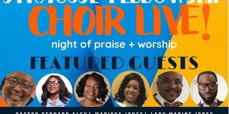 Syracuse Fellowship Choir Live tickets