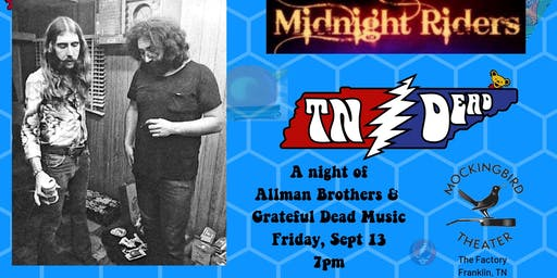 A night of Grateful Dead & Allman Brothers