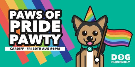 Paws Of Pride Pawty - Cardiff tickets