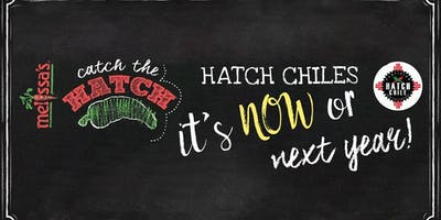 Hatch Chile Pepper Roasting Events with Jewel-Osco