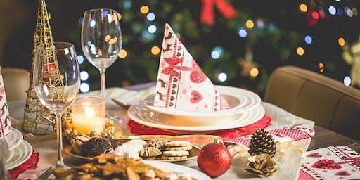 Christmas Eve Dinner, with Jill Wilcox