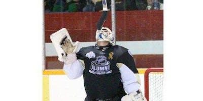 Bracebridge NHL Alumni Hockey Game