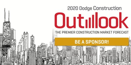 The 81st Annual Dodge Construction Outlook Conference | Sponsorship tickets