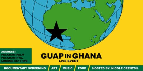 GUAP IN GHANA - LIVE EVENT tickets