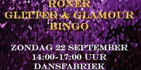 Roner Glitter en Glamour Bingo tickets