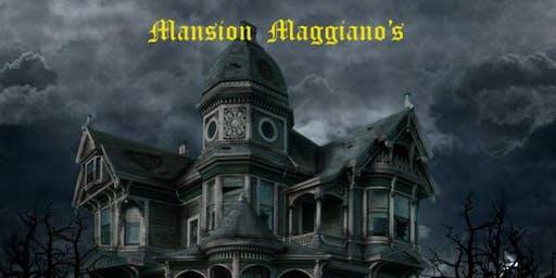 Maggiano's Halloween Murder Mystery